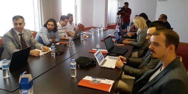Dil Projesi'nin son toplantısı Aksaray'da gerçekleşti