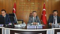 İl Genel Meclisi Kasım ayı toplantıları yoğun geçecek