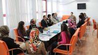 Eskil'de TEOG sınavlarına hazırlık toplantıları yapıldı