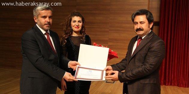 ASÜ'de Öğretmenler Günü kutlama programı yapıldı