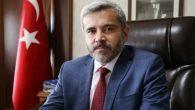 Rektör Şahin Çalışan Gazeteciler Günü'nü kutladı