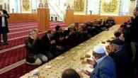 Sultanhanı'nda cami imamından örnek uygulama