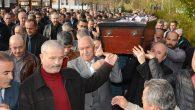 Güzelyurt Belediye Başkanı Demircioğlu'nun acı günü
