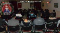 Demokrasi ve İnsan Hakları semineri düzenlendi