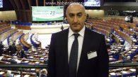 Celalettin Kılıç Antalya'da ki toplantıya konuşmacı olarak katıldı
