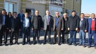 Vali Ataklı'dan, Aksaray Ticaret Borsası ziyareti