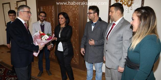 Aksaray'da 3 Aralık Dünya Engelliler Günü kutlandı