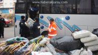 Aksaray Emniyeti Bayırbucak Türkmenlerini unutmadı