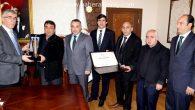 4. KOSGEB Ödüllerinde Aksaraylı firma birincilik ödülü aldı