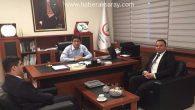 Karatay'dan Halk Sağlığı Başkan Yardımcısına ziyaret