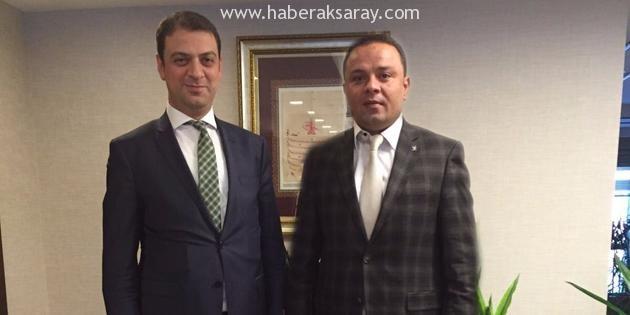 Aksaray'a 6 bin kişilik 4 ayrı yurt yapılacak
