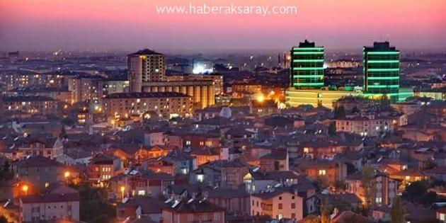 Aksaray, konut fiyatlarının en çok arttığı 5 il arasında!