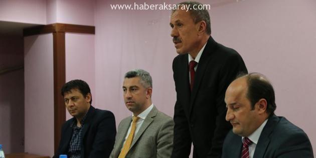 Asansör Güvenliği Toplantısı gerçekleştirildi