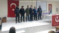 Bayırbucak Tugay Komutanları Aksaray'da