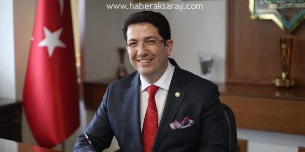 Belediye Başkanı Yazgı'nın Yeni Yıl mesajı