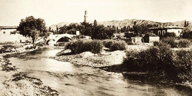 Aksaray'da 7 bin alimin yattığı yer: Ervah