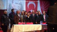 Aksaray CHP'de yeni başkan Ali Rıza Toprak oldu
