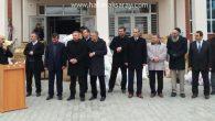 Taptuk Emre Ortaokulu'ndan Bayırbucak Türkmenlerine yardım
