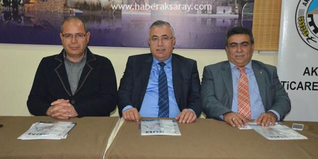 Mehmet Ekici TOBB Borsa Konsey Üyeliğine seçildi