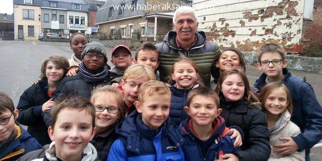 Türk Eğitim Sistemini Belçika'da tanıttılar