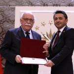 ASÜ'lü akademisyen TÜBA ödülü aldı