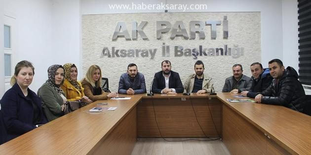 Ak Parti'den Bayır-Bucak'a yardım kampanyası