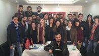 CHP Gençlik Kolları Başkanı Ahmet Altıntop güven tazeledi