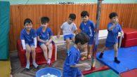 Cimnastiği oyun formatında öğreniyorlar