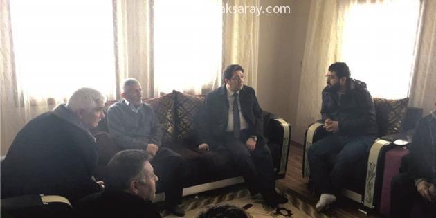 Başkan Yazgı Selimelilerin acısını paylaştı