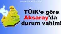 TÜİK açıkladı: Aksaray'ın yaşam endeksi!