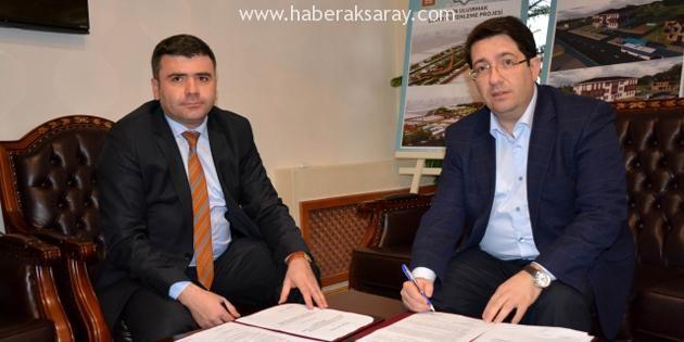 Aksaray Belediyesi Asansör Güvenliği Protokolü imzaladı