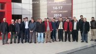 ATSO üyeleri Kapı Fuarı'na katıldı