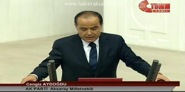Aydoğdu: Halka savaş açan terör örgütü Pkk'dır