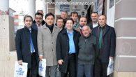 Başkan Yazgı Ensar Vakfı yöneticilerini ziyaret etti