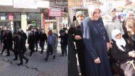 Ak heyetten Ortaköy çıkarması