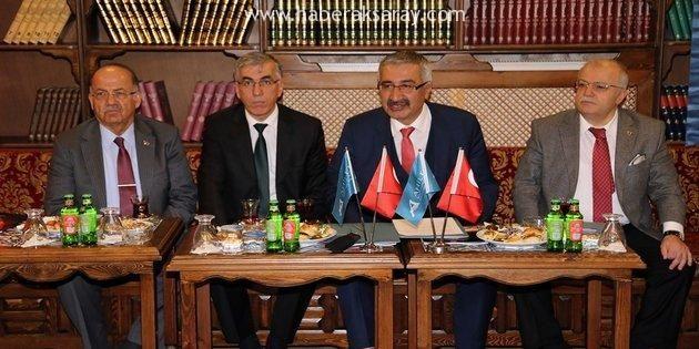 AHİKA Yönetim Kurulu Toplantısı Aksaray'da yapıldı