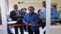 Sosyal Bilimler MYO'da kütüphane açılışı