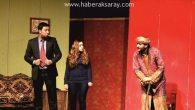 Aksaray Belediyesi 'Bir Şubat Evi'ni izleyici ile buluşturdu