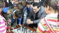Filikçi İlkokulu Öğrencileri Eskil Kaymakamını ziyaret etti