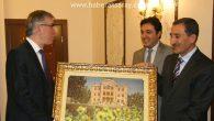 İlim Yayma Cemiyeti Aksaray Şubesi Vali Ataklı'yı ziyaret etti