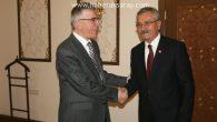 CHP İl Başkanı Toprak'tan Vali Ataklı'ya ziyaret