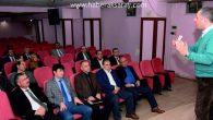 Birim Müdürlerine İş Güvenliği semineri