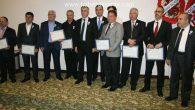 Aksaray'da Vergi Rekortmenleri ödüllendirildi