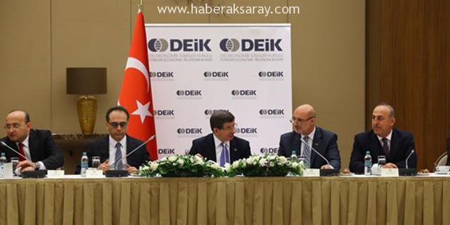 Saatçioğlu Başbakan ile birlikte Ukrayna'ya gitti