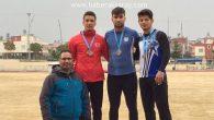 ASÜ'lü sporcular Cirit Atma Müsabakalarında rekor kırdı
