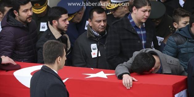 Aksaraylı Şehit Enes Demir gazilik unvanını reddetmiş