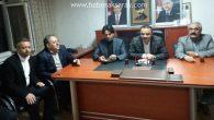 İl Başkanı Karatay Ortaköy'de incelemelerde bulundu