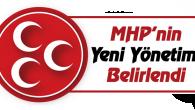 MHP'de yeni yönetim belirlendi