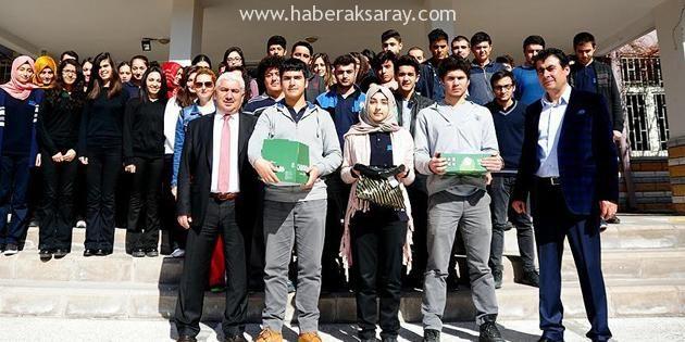 Öğrencilerden Mardin'deki Asker ve Polislere mektup