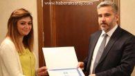 11 Kursiyer Yabancılara Türkçe Öğretimi Sertifikası aldı